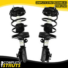 02-03 Mazda Protege5 Front Quick Complete Struts & Coil Spring Assembly Pair x2