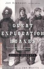 David Roberts - Great Exploration Hoaxes (2001) - Used - Trade Paper (Paper
