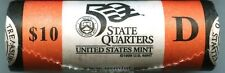 """2006 D Nevada State Quarter Unopened """"Beautiful"""" Orange US Mint Coin Roll"""