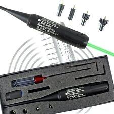 Green dot laser bore sighter Boresighter Kit .22-.50 Caliber 8303 #15
