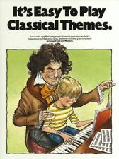 It's Easy to Play Classical Themes, Cyril Watters, Book