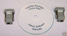 Toshiba Stratagy Voice Mail Admin Software Kit