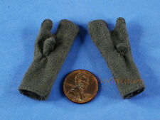 ACTION FIGURE 1:6 WW2 GERMAN INFANTRY LAH PANZERGRENADIER ARMY Hand Gloves FH_4C