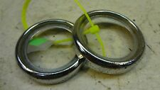 1984 Kawasaki ZN700A LTD ZN 700 A K439' fork trim rings set pair
