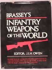 Military Book:  Brassey's Infantry Weapons of the World