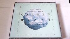 """CD """"BIZET CARMEN DONATH/MOFFO / CORELLI / CAPPUCCILLI"""" 2CD"""