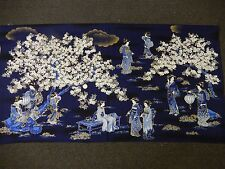Robert Kaufman Cotton fabric Panels Japanese Geisha from Imperial collection