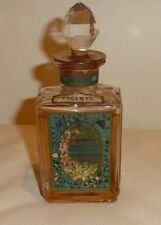 "RARE ANTIQUE ROGER & GALLET ""JACINTHE"" 1910 PARIS PERFUME BOTTLE - VERY RARE!"