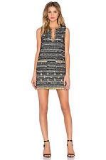 Rachel Zoe Embellished Tweed Dress $530