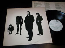 "The Stranglers ‎""Black And White"" LP inner RTV Ljubljana ‎– LL 0480 Yugoslavia"