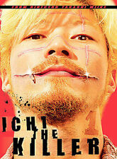 Ichi the Killer (DVD, 2003, R-Rated Version) Japanese Movie