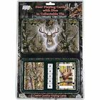 DEER WHITETAIL BUCK CAMO Playing CARDS & DICE SET Poker Texas Hold em Solitaire