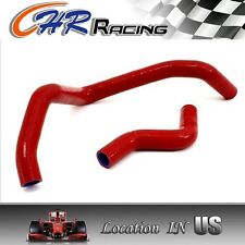 Silicone radiator hose for HONDA CIVIC D15 D16 EG EK 1992-2000 RED