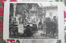"""CPA tableau Salon peinture 1906 Rousseau-Decelle """"Une académie de Peinture"""""""