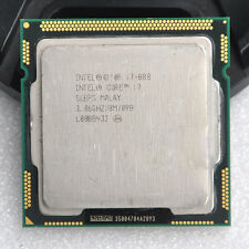 Intel Core i7-880 Quad Core 3.06GHz 8MB Socket LGA1156 95W SLBPS B1 45nm CPU