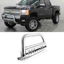 04-08 Ford F150  Skid Plate   Stainless Steel Bull Bar Front Bumper Grill Guard