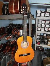 Lucida LG-510-3/4 Nylon String Student Classical Guitar, 3/4 Size