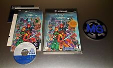 Phantasy Star Online Episode I II 1 2 Plus ☆☆ Complete, NM ☆☆ Nintendo Gamecube