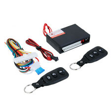 Universal Car Remote Central Kit Door Lock Vehicle Keyless Entry System Set