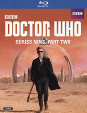 Doctor Who: Series Nine, Part Two (Blu-ray Disc, 2016, 2-Disc Set)