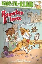 Hamster Holmes: Hamster Holmes, on the Right Track by Albin Sadar (2016,...