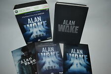 ALAN WAKE * LIMITED COLLECTOR'S EDITION *  for  XBOX 360