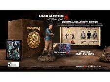 Uncharted 4: A Thief's End Libertalia Collector's Edition Sony PlayStation 4-NEW