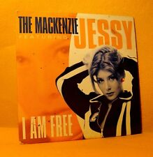 Cardsleeve single CD The Mackenzie Feat. Jessy I Am Free 2 TR 1998 Trance RARE !