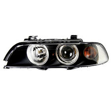 Hella Headlamp Headlight Halogen Left Fits BMW 5 Touring E39 9/2000 On