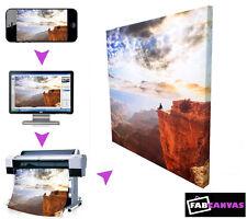 Il mio / il tuo INSTAGRAM FOTO SU TELA 10x10 pollice quadrato incorniciato stampa