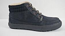 Sperry Top-Sider Men's Bahama Lug Chukka Sherling Black Boots Size 8.5