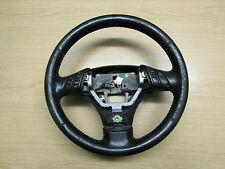 MAZDA 6 MULTIFUNCTION LEATHER STEERING WHEEL GS120-00720