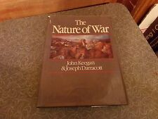 1981 The Nature Of War First Edition Illustrated Book