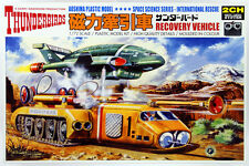 THUNDERBIRDS RECOVERY VEHICLE RADIO CONTROL MODEL KIT