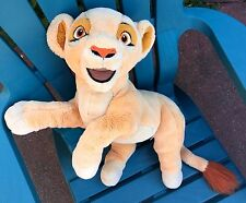 EURO DISNEY THE LION KING KIARA SIMBA KOVU PLUSH COSTUME PAJAMA PYJAMA JEMINI