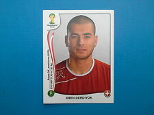 Panini World Cup Brasil 2014 n.353 Eren Derdiyok Switzerland