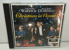 SK 64 304 Dionne Warwick Placido Domingo Christmas In Vienna II