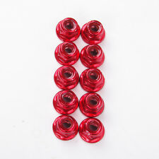 New Alloy Anti-Loose Wheel Rim Lock Nuts For 1:10 RC Racing Drift Car #HY00004R