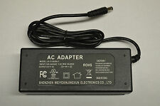 New!! Power Supply 12Vdc output 110/220Vac input Great w/ LCD monitor LED Strip