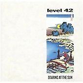 Level 42 - Staring at the Sun - CD.