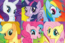 MY LITTLE PONY - CHARACTERS POSTER - 24x36 241227