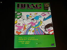 B.R.A.C SPECIAL - BD ROCK ACTION COMIQUE - OTH - WAMPAS - ANNEES 1980