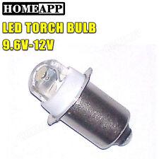 LED 9V 10.8V TORCH BULB for MAGLITE 5D 6D D-cell flashlight Longlife Work Light