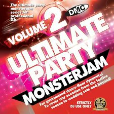 DMC ULTIMATE PARTY MONSTERJAM VOL 2 continuo MISTI DJ CD
