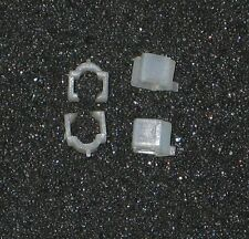4 Nylon Clips for 1959 to 1963 Lionel HO belt driver diesels, NEW