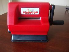 SIZZIX SIDEKICK Die Cutting Machine Paper Crafting Scrapbook