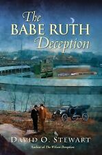 A Fraser and Cook Mystery: The Babe Ruth Deception 3 by David O. Stewart...