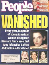 People July 23 2001 Vanished Chandra Levy ~ Tom Cruise 39th Birthday