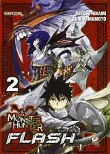 MONSTER HUNTER FLASH 2 DI 10 - MANGA GP PUBLISHING - NUOVO