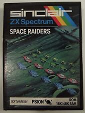 Space Raiders - ZX Spectrum ROM CARTRIDGE - Psion - TESTED